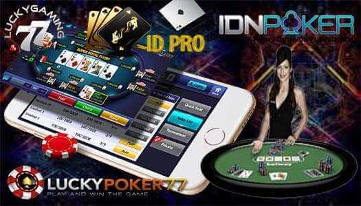 Poker Online Terpercaya IdnPlay Indonesia Server IDN